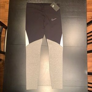 NIKE Tight Fit Leggings with Stripes